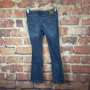 Aeropostale Hailey Flare Jeans Womens Size 1/2S